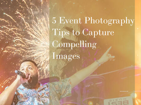 event photography tips